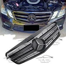 FRONT FULL BLACK GLOSS FOR MERCEDES W212 09-13 AMG LOOK 212071G E-CLASS