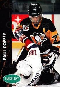 1991-92 Parkhurst #140 Paul Coffey
