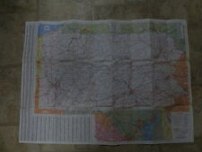 Old Road Map - Pennsylvania - Mobil - 1970 - Good Condition