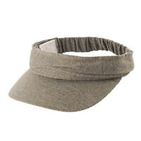 Sports Cotton Twill Convertible Knitted Visor