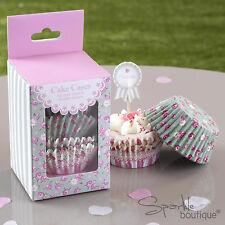 FRILLS & SPILLS CUPCAKE / CAKE CASES  -Floral Afternoon Tea- FULL RANGE IN SHOP