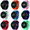 For Garmin Forerunner 45/Forerunner 45S Replacement Silicone Wrist Band Strap