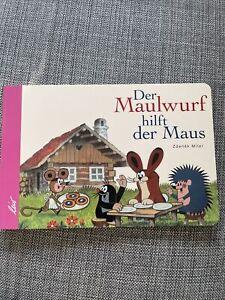 Der Maulwurf hilft der Maus (2003, Pappbilderbuch)