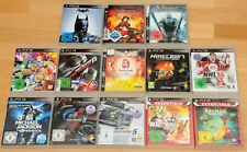 Top Sony PlayStation 3 PS3 Spiele / Games