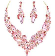 Rhinestone Fashion Jewelry Sets