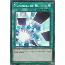 DANE-EN099 Memories of Hope | 1st Edition | Super Rare Card YuGiOh TCG Spell