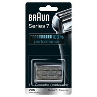 Braun Series 7 Pulsonic Replacement Combi 70S Cassetter TAX INCLUDED
