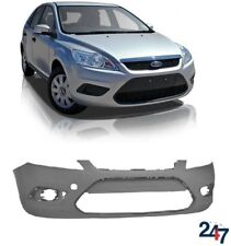 NEW FORD FOCUS 08-10 FRONT BUMPER WITH FOG LIGHT HOLES PRIMED