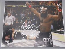 "KIMBO SLICE Hand Signed Huge 16""x20"" Photo"