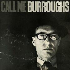 William Burroughs - Call Me Burroughs [New Vinyl LP]