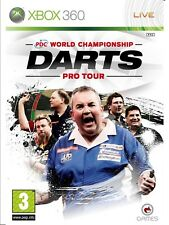 PDC World Chapionship Darts: Pro Tour ~ XBox 360 (in Good Condition)