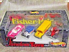 Hot Wheels Timeless Toys Series II [w/Barbie Car] item #23311 mfg 1999