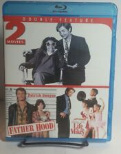 Father Hood/Life with Mikey (Blu-ray Disc, 2012)Used Once - Free Shipping