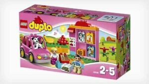 LEGO DUPLO 10546 MY FIRST SHOP - BRAND NEW SEALED & RETIRED