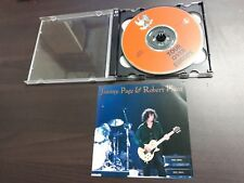 Page & Plant - Tour Over Europe 2CD