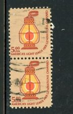 US Scott # 1612 - Used - Pair of Stamps