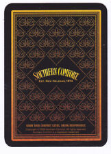 Southern Comfort Whisky,Single playing card