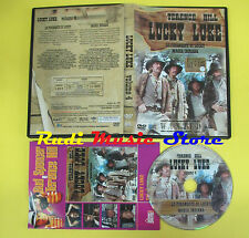 DVD film LUCKY LUKE Le fidanzate di lucky Magia indiana 2006 Terence Hill no vhs