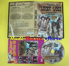 DVD film LUCKY LUKE Le fidanzate di lucky Magia indiana 2006 Terence Hill no vhs