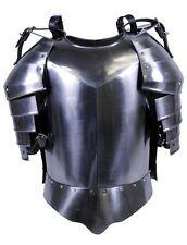 "Medieval Armor Shoulder Breastplate,HA-2- Warrior Knight Armor, Suit of armor"""