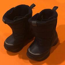 Lands End Blue Snow Boots Size 5m