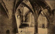 Dom zu Meissen Sachsen alte Ansichtskarte ~1910 Innenansicht der Sakristei