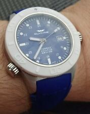 Glycine Combat Sub Aquarius GL0038 Watch - 46mm Dial - Mint Condition