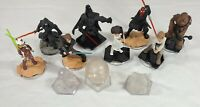 Disney Infinity Star Wars Lot Luke Leia Kylo Chewbacca Tano Skywalker Vader Maul
