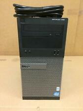 Dell Optiplex 390 Intel i3 3.10Ghz Computers with 4GB RAM/DVDRW 250GB Working