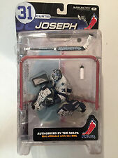 Curtis Joseph NHLPA Series 1 McFarlane Toys With Net & Water Bottle 2000 NRFP