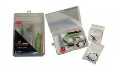 Pike Fishing Set, Contains, lures, baits, snap tackle, soft bait, spinner, boxed