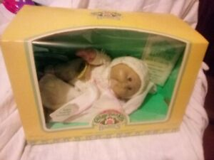 Cabbage Patch Kids Babies Coleco 1986 Martha Pansy Original Box African American