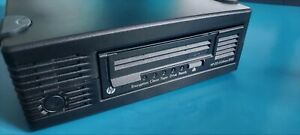 Immaculate HP EH958B Ultrium 3000 LTO5 1.5/3.0TB SAS External Tape Drive