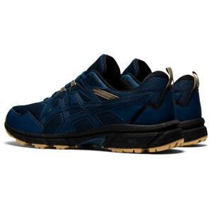 ASICS Homme Gel-Venture 8 Chaussures Course En Mako Bleu/Noir