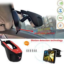 Wi-Fi HD 1080P Hidden Car DVR Vehicle Camera Video Recorder Dash Cam Night12V