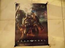 """ARCH ANGEL Poster for SDCC 2017 Comic-Con Exclusive 18""""x24"""" Playstation"""