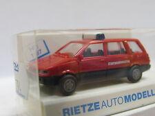 Rietze 50194 Mitsubishi Space Wagon Stadtbrandmeister Feuerwehr OVP (L3420)