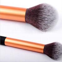 Pro Makeup Cosmetic Tool Kabuki Contour Face Nose Powder Foundation Brush US