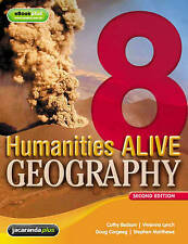Humanities Alive Geography 8 by Stephen Matthews, Doug Cargeeg,...