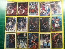 (58) 1993-09 Shaq Shaquille O'neal LOT RC Commons Inserts Magic Lakers Heat Suns
