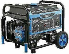 Pulsar PG12000B 12,000W Dual Fuel Portable Generator