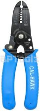 """Multifunctional 7"""" Wire Stripper Cutter Plier Cable Cutting Stripping Hand Tool"""