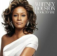 Whitney Houston I look to you (2009) [CD]