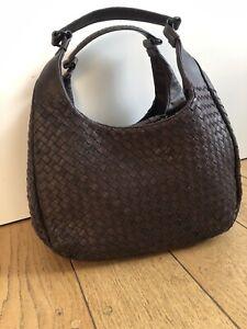 Ladies Vintage Bottega Veneta Intrecciato Handbag