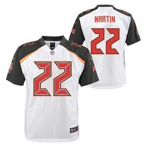 Doug Martin Tampa Bay Buccaneers NFL Nike Youth White  Game Jersey