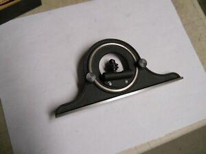 STARRETT  #CPNR-1224W  Non-Reversible Protractor Head   New in Box