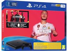 Consola - PS4 Slim de 1 TB + FIFA 20