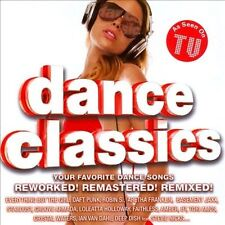 FREE US SHIP. on ANY 2 CDs! NEW CD Various Artists: Total Music: Dance Classics