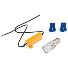 LED bulb kit 12V 21/5W Bayonet BA15d bulb Amber colour Negat Earth Classic cars