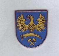 Oberschlesien Wappen Pin Polen Polska coat of Arms
